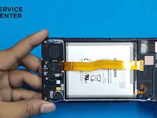Samsung Galaxy A8+ (SM-A730FZVDSEK)  Se descară bateria? Noi rapid îți rezolvăm problema!
