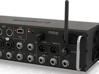 Mixer digital Midas MR 12 . livrare în toată Moldova,plata la primire