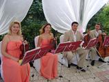 """Cvartet de coarde """"Vivo"""" Muzica pentru inregistrarea casatoriilor!"""