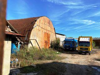 Se vinde teren cu depozite pentru construcții 0.311 ha,  mun.Bălți, sector Centru