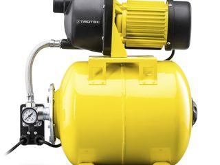 """Hidrofor de la Trotec """"Fabricat ÎN China"""" pentru 30 m puter motor 1000 W"""