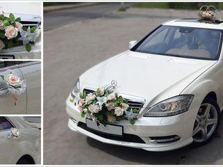 Auto pentru nunta ta!!! Mercedes E = 79€/zi, Mercedes S = 109€/zi