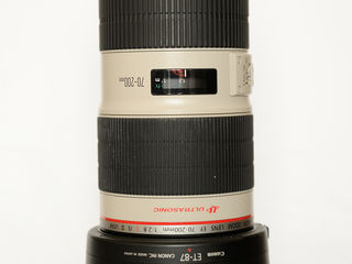 Canon 70-200 mm 2.8 II  Ideal