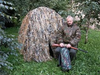 Засидка для охоты