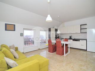 Apartament cu 3 camere, reparație euro, Centru, 650 € !