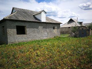 Vînd casă nefinisată în raionul Criuleni, s. Jevreni