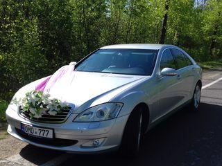 Заказ свадебного кортежа в Бельцах и ближайших районах