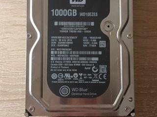 Western Digital Blue 1Tb HDD 3.5 '' от Apple iMac