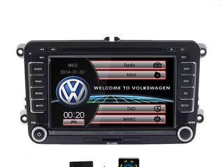 Новая магнитола VW