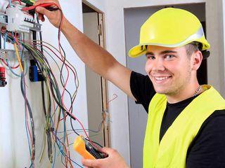 Частный электрик 24/24! Дешевле не найти! Ремонт и замена электропроводки в квартирах, домах