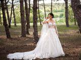 "Свадебное платье ""Donata"" (Italia) Rochia de mireasa ""Donata"""