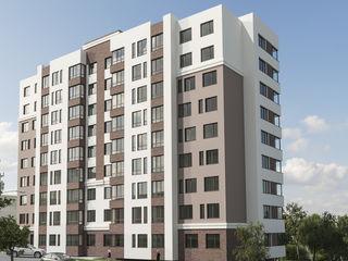 Apartament cu 3 odai + living in Durlesti