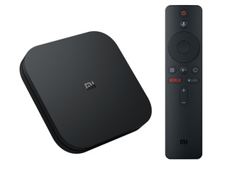 Nou International Xiaomi Mi Box S Android 8.1 4K QuadCore Smart TV Box 2GB 8GB HDMI