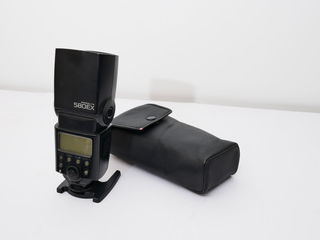 Вспышка Canon 580EX