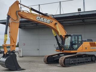 Excavator CASE CX350 /  Экскаватор CASE CX350