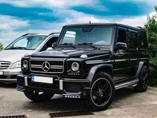 Mercedes-Benz G-Class Транспорт для торжеств Transport pentru ceremonie