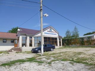 Imobil comercial (magazin, depozite, parcare)