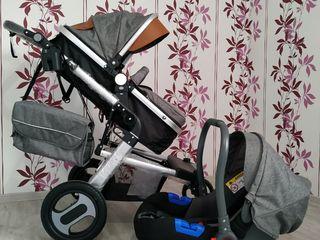 Cauți un cărucior potrivit pentru copilul tău. Alege netmarket.