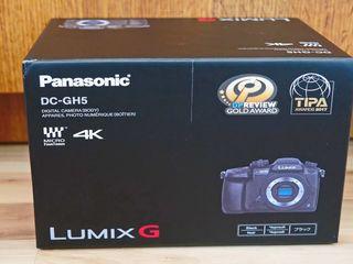 Panasonic gh5 new 3 ani garantie