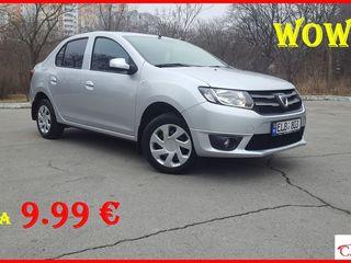 Rent a Car / Chirie Auto / Прокат Авто от 9 €