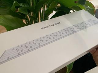 Magiс keyboard new!