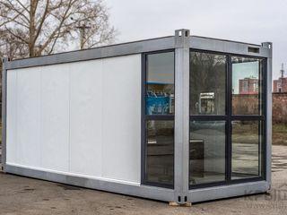 Блок-контейнеры на колесах,ангары,вагоны строительные,быстровозводимый дом-контейнер .