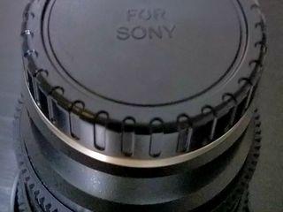 Samyang 24mm T 1.5 pentru Sony E-Mount