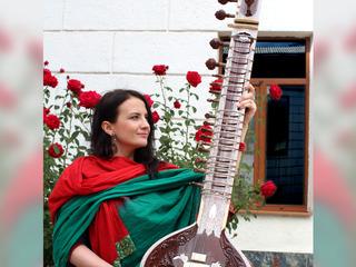 Ситар BIBA Music Emporium, Darya Ganj, New Delhi
