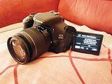 Canon 600D 350 €
