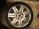 Продам скаты с дисками от VW Passat