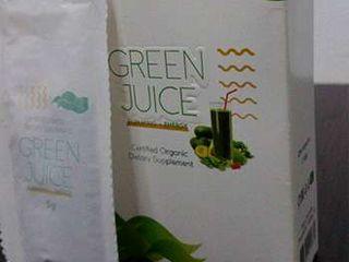 Green Juice - натуральный напиток для похудения