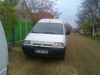 Fiat Scudo bază lungă