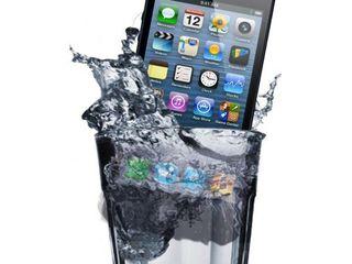 Lichidarea problemelor dupa apa la iPhone 4, 4s, 5, 5s, 6, 6s, 7