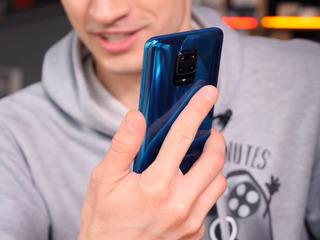 Новый Xiaomi RedMi Note 9 Pro в кредит 0%+1000 лей в подарок! Скидка до -10%!