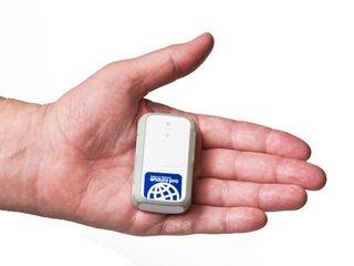 mini GPS Tracker cu conectare prin satelit