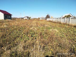 Продается участок под постройку 12 соток на новом плане село Елизавета мун. Бельцы. Цена 4200 евро.