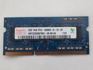 Hynix DDR3 2GB - notebook