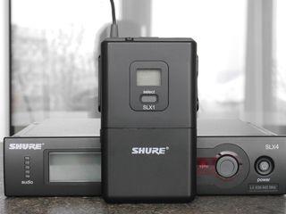 Shure SLX14 - distanta pentru instrumente. Originala 100%.