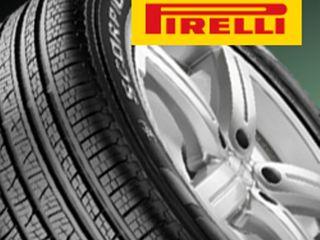 235/55 R19 Pirelli. Noi