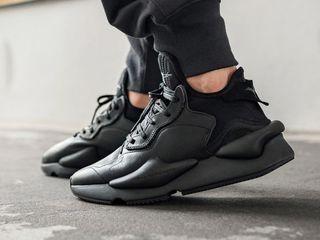 Adidas Y-3 Kaiwa All Black Unisex