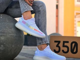 Adidas Yeezy Boot 350 Rainbow Women's