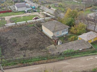 Se vinde casă cu teren, r. Drochia, s. Pelinia. (18 ari)