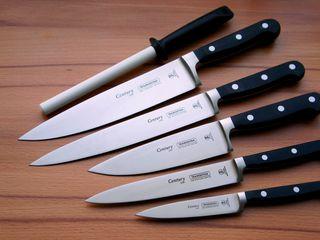 "Ножи , точилки  ""Tramontina"" Бразилия. Оригинал."