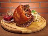 Немецкие баварские мини рульки, пиво немецкое Hofbrau  для пивных пабов и ресторанов