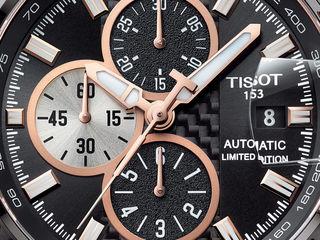 Tissot MotoGp - часы для чемпионов!