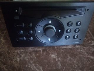 Casetofon cd player + radio german, mare / aвтомагнитофон blaupunkt /  немецкий