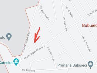 3,5 ari la intrare in Bubuieci, comunicatii conectate.