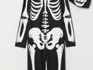 Костюм скелета к Halloween