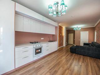 Spre vânzare apartament ultramodern cu 2 dormitoare + bucătărie și living, bloc nou! Râșcani