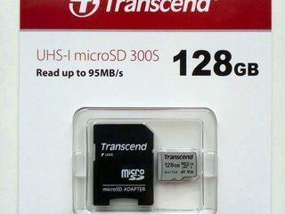 MicroSD 16-128GB / 90 лей- 400 лей/
